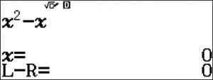 Cách tìm x trên máy tính casio - Ảnh 1