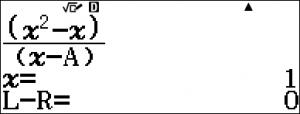 Cách tìm x trên máy tính casio - Ảnh 5
