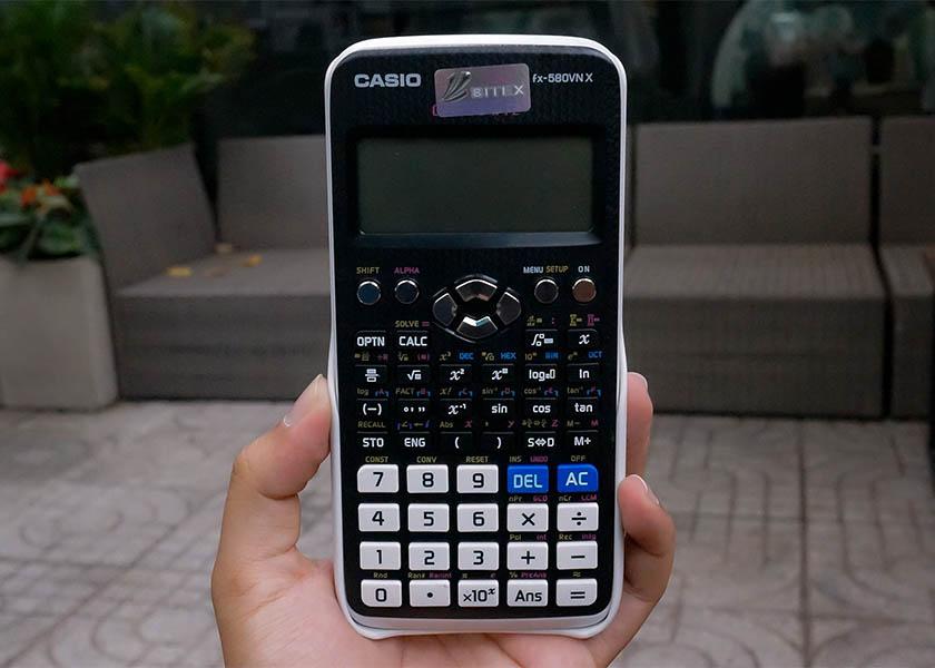 Máy tính Casio fx 580VNX mua ở đâu tốt?