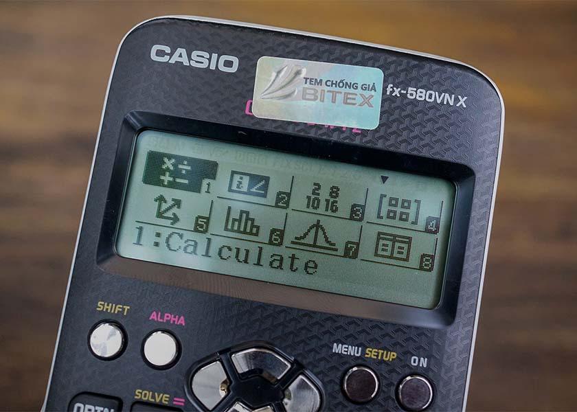 Tại sao nên mua máy tính Casio fx 580VNX - Ảnh 4