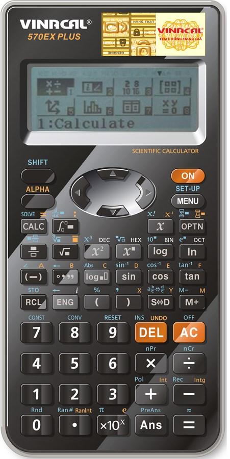 Máy tính Vinacal 570EX Plus - Ảnh 2