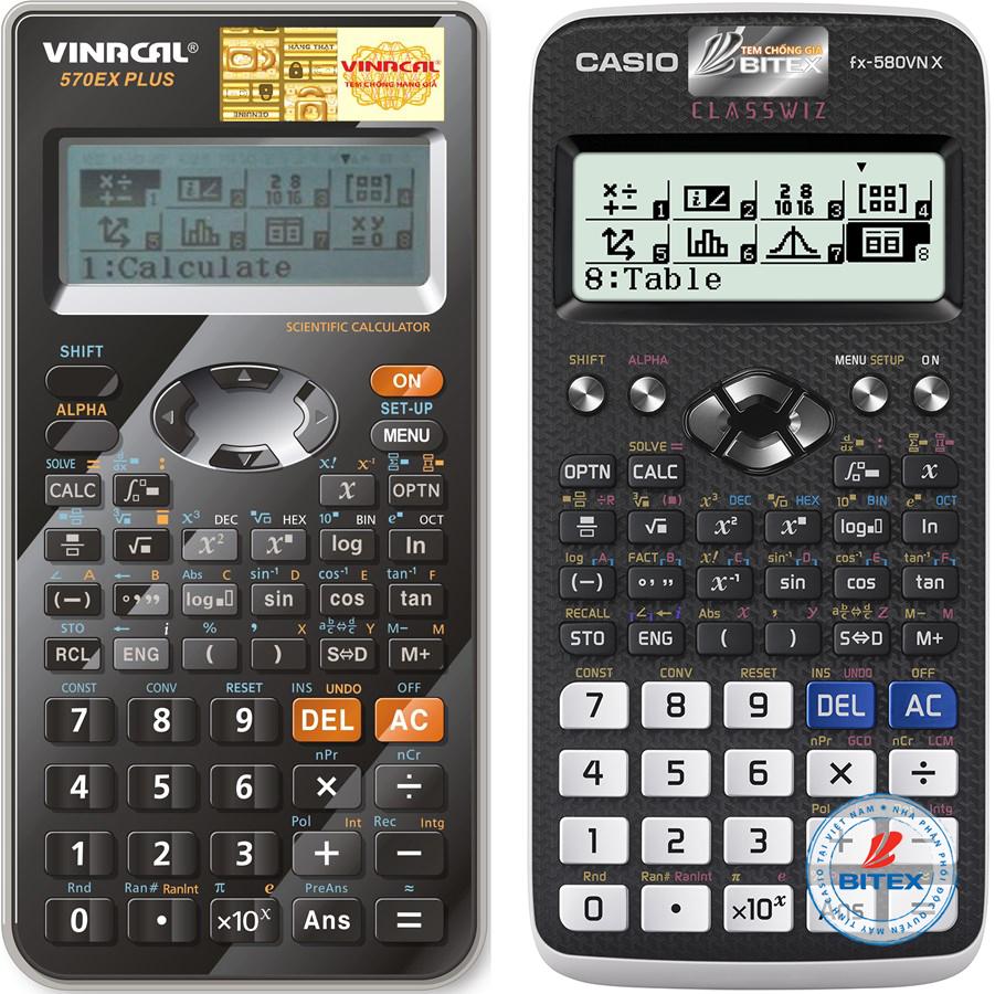 Máy tính Vinacal 570EX Plus - Ảnh 4