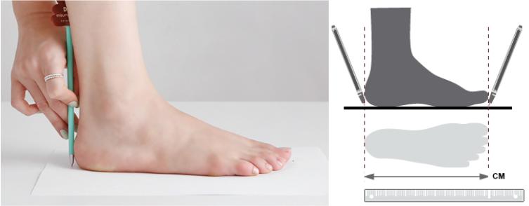 Cách chọn size giày đá bóng Mitre chuẩn nhất