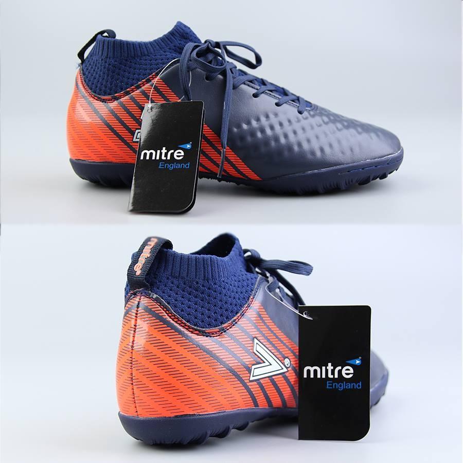 Phân biệt giày đá bóng Mitre chính hãng và hàng fake