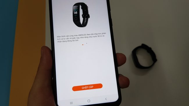 Cách kết nối Honor Band 5 với điện thoại Android - Ảnh 5