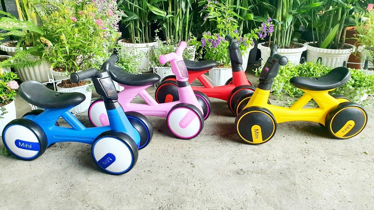 Mua xe chòi chân cho bé ở đâu tại Hà Nội và TPHCM