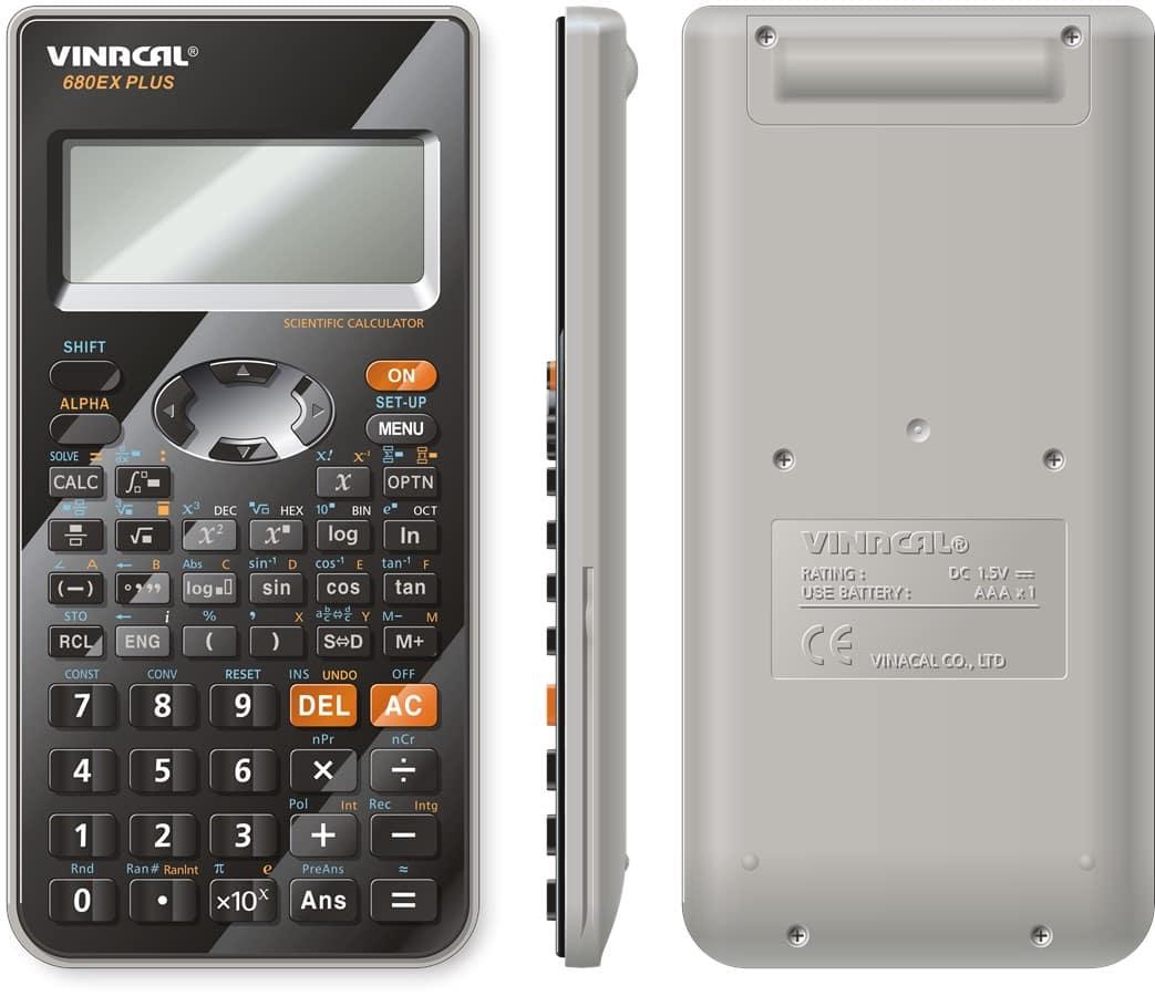 Thiết kế Vinacal 680EX Plus