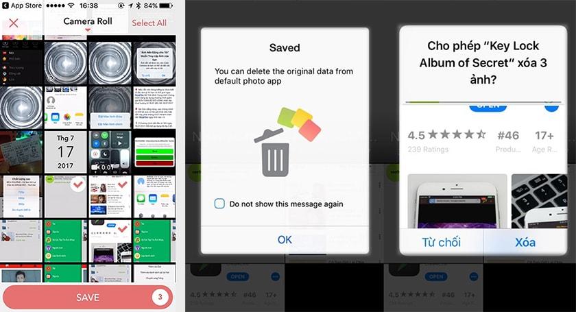 Cách khóa album trên iPhone bằng phần mềm - Ảnh 2