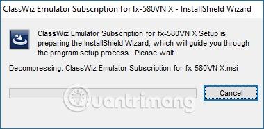 Máy tính Casio online   Giả lập Casio fx-580VN Plus online