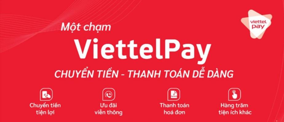 Chuyển tiền ViettelPay sang tài khoản ngân hàng